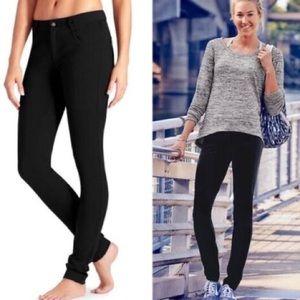 Athleta Avenue skinny ponte pants